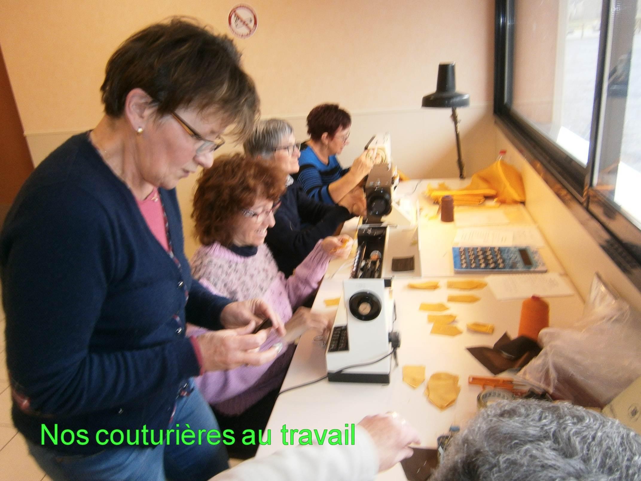 préparation Costumes Ethnomass