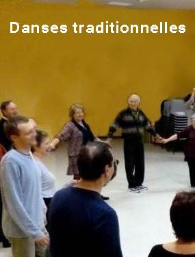 Danse traditionnelle
